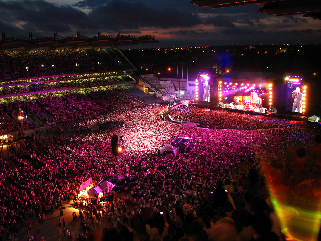 Westlife Cork Concert Package